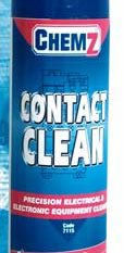 Chemz Contact Cleaner