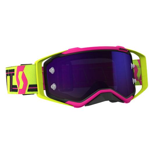 Prospect Goggle Pink_Yellow Purple Chrome wks Lens
