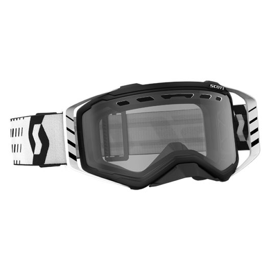Prospect Enduro Goggle Black_White