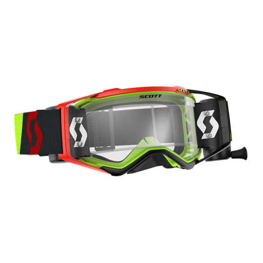 Prospect WFS Goggle Yellow/ Red Clear Works