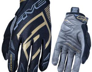 Five MXF Prorider S  Black Gold