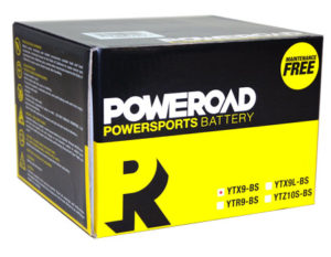 Poweroad - Batteries