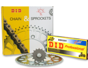 DID Chain & JT Sprockets Kit