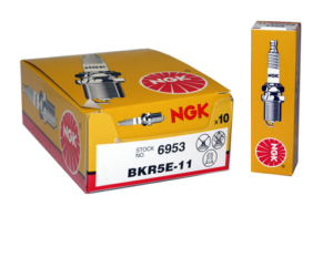 NGK-BKR5E-11BOX-Set of 10 plugs