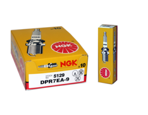 NGK-DPR7EA-9BOX-Set of 10 plugs
