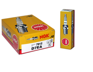 NGK-D7EABOX-Set of 10 plugs