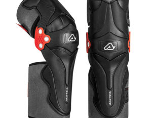 ACERBIS-X-Strong Knee guard black 16810.315