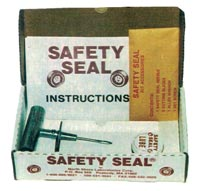 Safety Seal Commercial Repair Kit