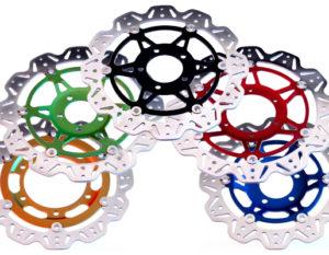 EBC Vee-Rotors Front Brake Rotors